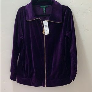 Ralph Lauren Women Jacket Size 1X